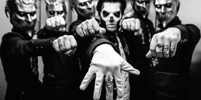 What Does Ghost's New Lineup Sound Like? Check It Out Here!