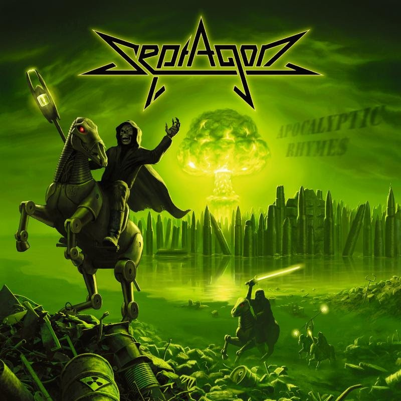 SEPTAGON's Forthcoming Album 'Apocalyptic Rhymes' Streaming in its Entirety