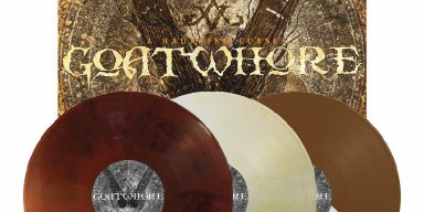 GOATWHORE: A Haunting Curse LP To Be Reissued Via Metal Blade Records; Metal Alliance Tour Underway