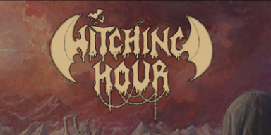 HELLS HEADBANGERS is proud to present WITCHING HOUR's highly anticipated third album, ...And Silent Grief Shadows the Passing Moon