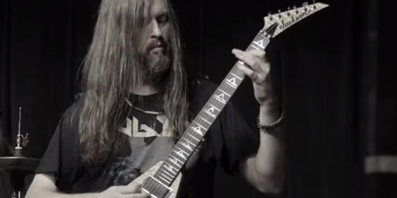 ALL THAT REMAINS Guitarist OLI HERBERT Drowned After Ingesting Antidepressants And Sleeping Pills