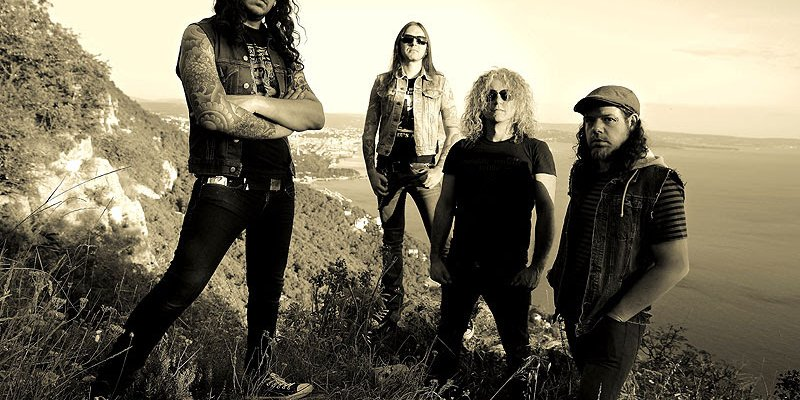 TYTUS reveal first track from new FIGHTER RECORDS album
