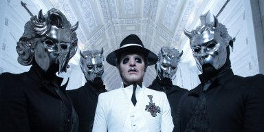 "Tobias Forge Credits Ghost's Distanced Approach To Social Media For Part Of Their Success: ""We Gave People Less!"""