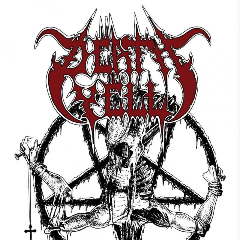 DEATH YELL sign with HELLS HEADBANGERS, reveal cover and tracklisting for label debut!