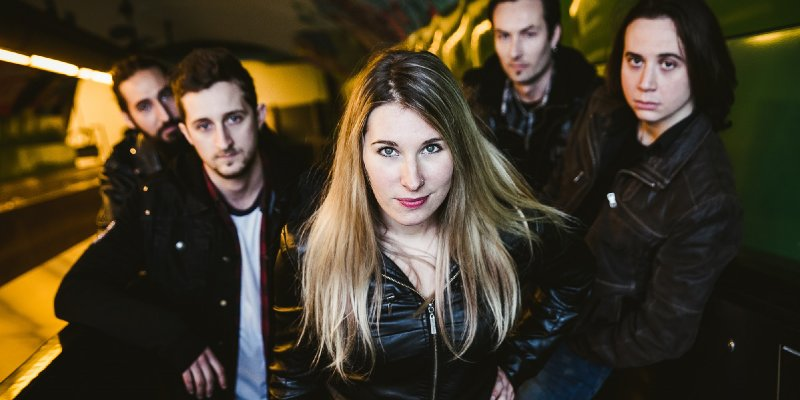 """French hard-rock/metal outfit Blackbirds unveiled brand new music video """"Too Bad"""""""
