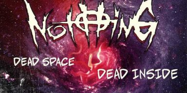 Jeffrey Nothing Ex-Mushroomhead NEW Song/Video Dead Space / Dead Inside