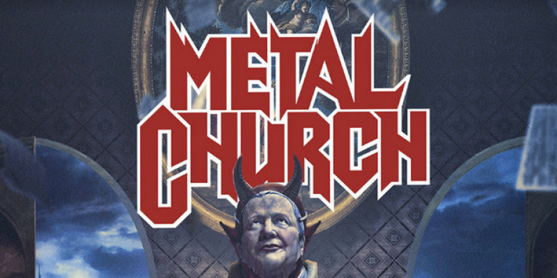 METAL CHURCH | New Video 'By The Numbers' Available