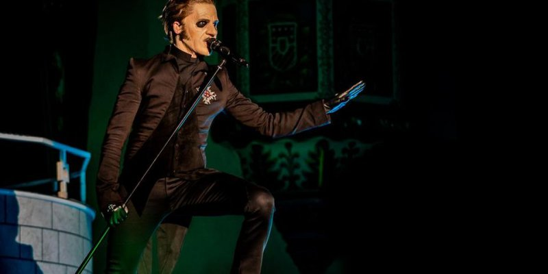 Tobias Forge On Taking Ghost's Live Show Into U.S. Arenas, Achieving Mystery In The Social Media Age