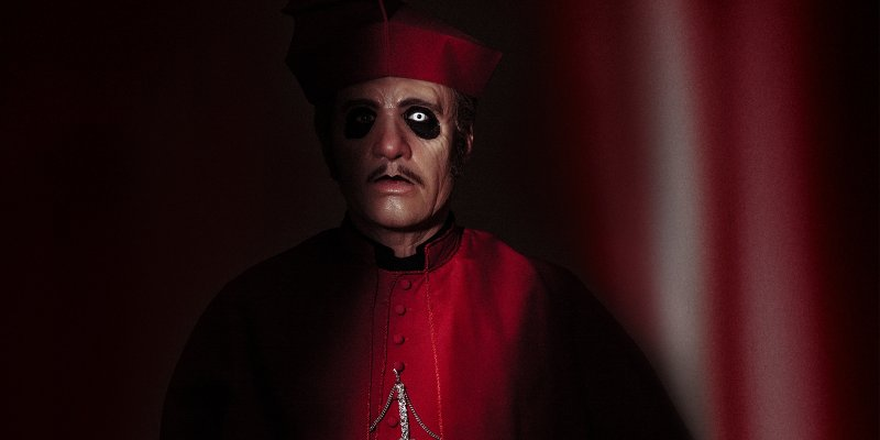 """Ghost Talks Tribute to Fallen Fan, Film Plans, Why Metallica Is Like """"An Old Lover"""" In New Interview With Revolver!"""