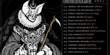 ALARIC: Dark Punk Collective's European Tour On The Horizon; Trailer Posted