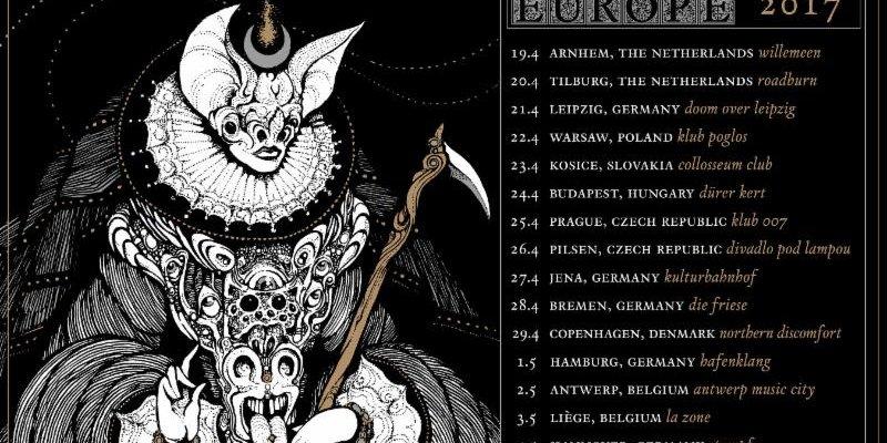 ALARIC: Dark Punk Collective's European Tour On The Horizon; Trailer Posted