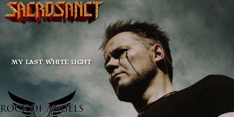 SACROSANCT Feat. Former PESTILENCE Guitarist RANDY MEINHARD Release Music Video For New Song 'My Last White Light'