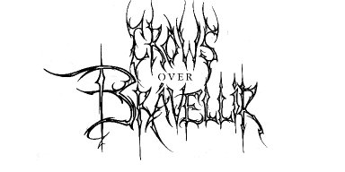 Dawnbreed Records release the debut EP from Crows Over Bravellir - epic blackened doom featuring members of Grave and Darkified