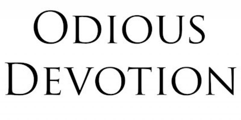 WOLFSPELL RECORDS is proud to present ODIOUS DEVOTION's striking debut album, simply self-titled Odious Devotion.