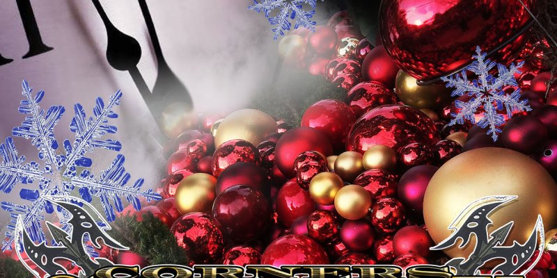 CORNERS OF SANCTUARY count the days & rock the season with a new holiday EP.