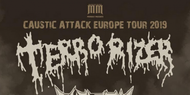 TERRORIZER: American Grindcore Icons Announce Caustic Attack European Headlining Tour 2019
