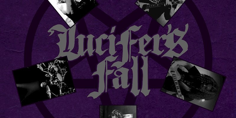 SUN & MOON RECORDS is proud to present a special collection from LUCIFER'S FALL fittingly titled Tales From The Crypt.