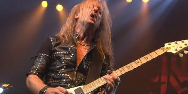 JUDAS PRIEST Guitarist K.K. DOWNING Is Auctioning Off Stage And Studio Equipment!