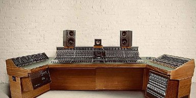 Led Zeppelin's 'Stairway to Heaven' Recording Console for Sale!