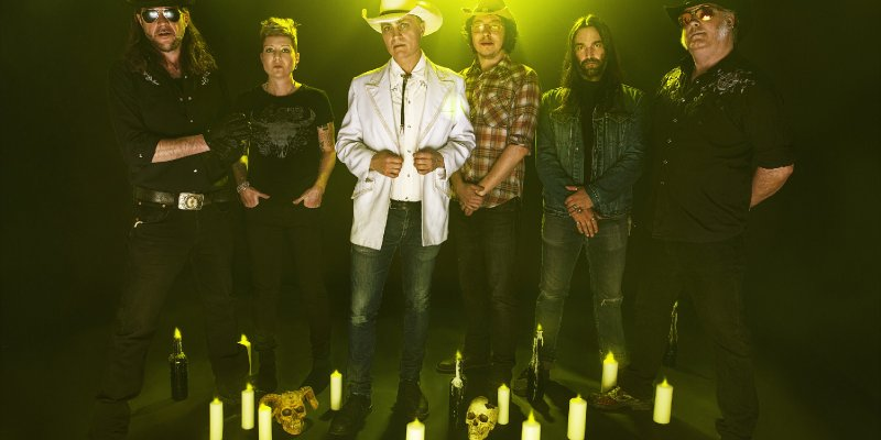 Step 'Into The Sun' With WHITE COWBELL OKLAHOMA's New Music Video