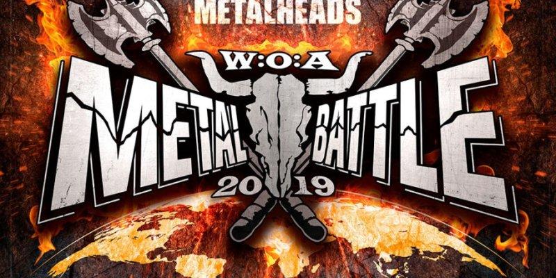 Deadline December 2nd - Wacken Metal Battle USA 2019 Band Submissions!