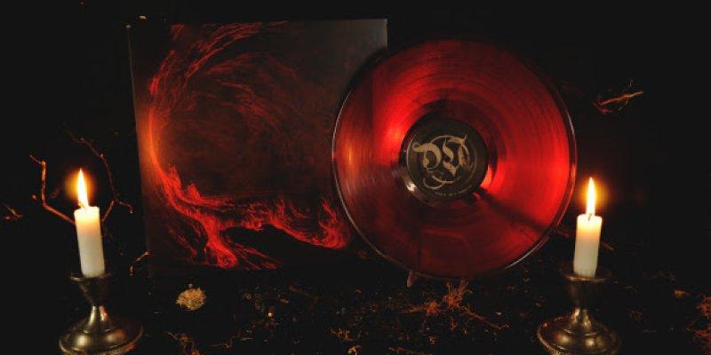 VITALITY THROUGH DARKNESS: Misþyrming - Söngvar elds og óreiðu LP (final pressing)