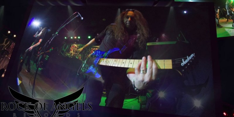 REVERENCE Feat. Former Members Of Savatage and Metal Church Release 'Until My Dying Breath' Live Video