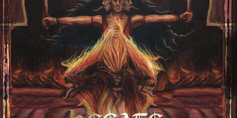 """UK BLACK/DEATH METAL ACT HECATE ENTHRONED UNVEILS NEW SONG """"TEMPLES THAT BREATHE"""""""
