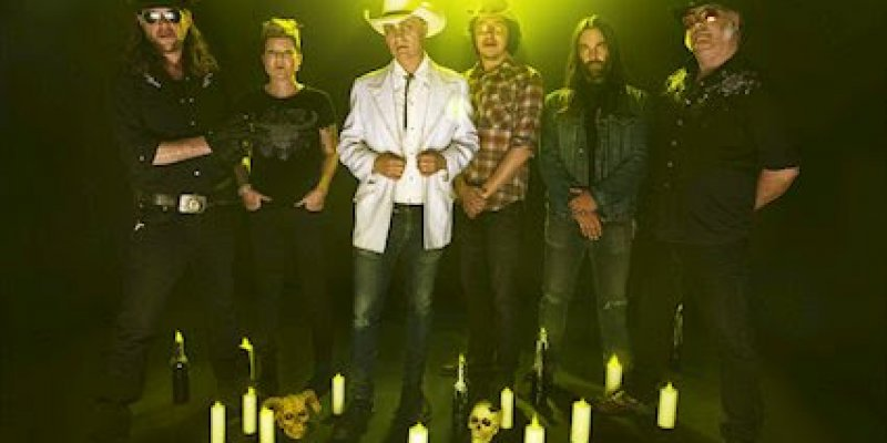 New Music Video from WHITE COWBELL OKLAHOMA 'Into The Sun' !