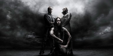"Swedish black/thrash trio's EP ""Arctic Blood"" is out via Black Lion Records"