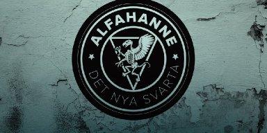 ALFAHANNE, will release their third album, '' Det Nya Svarta ''