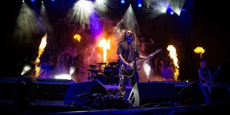 """SLAYER ANNOUNCES LEG FIVE:  NORTH AMERICA OF THE BAND'S FINAL WORLD TOUR + Episode 3 of """"Slayer Looks Back on 37 Years"""""""