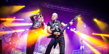 ACCEPT Symphonic Terror – Live At Wacken 2017 Debuts at #16 On Billboard's Classical Chart!