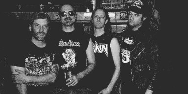 CHAINBREAKER set release date for HELLS HEADBANGERS debut, reveal first track - features Cauldron member and ex-Toxic Holocaust/Rammer members