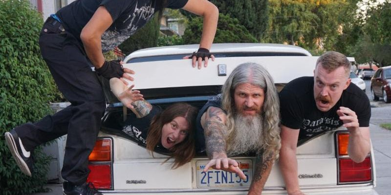 """DEATHGRAVE: San Jose Deathgrind/Punk Practitioners Unveil """"So Real, It's Now"""" Video; Record Out NOW Via Tankcrimes"""