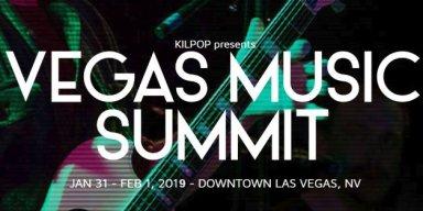 Kilpop Presents Vegas Music Summit