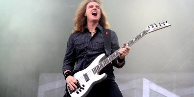 DAVID ELLEFSON Was Briefly Considered For METALLICA After JASON NEWSTED's Exit?