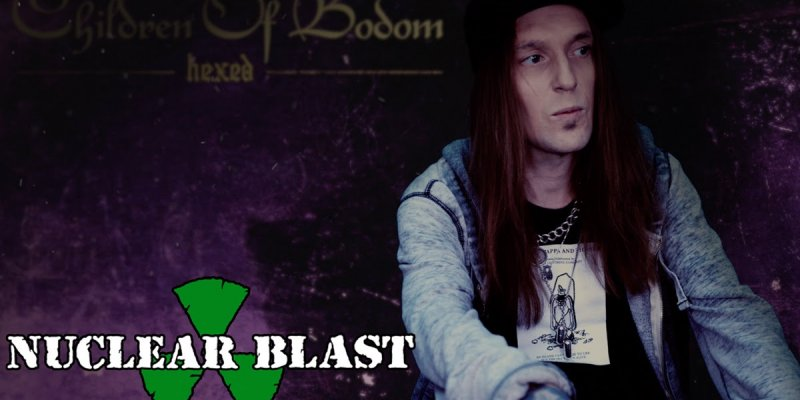 CHILDREN OF BODOM Discuss The Title And Cover Art For Hexed