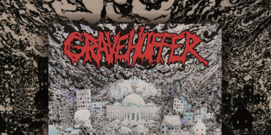 """Gravehuffer - """"Your Fault"""" Now Available On Vinyl - Order Here, And Watch Unboxing Video!"""
