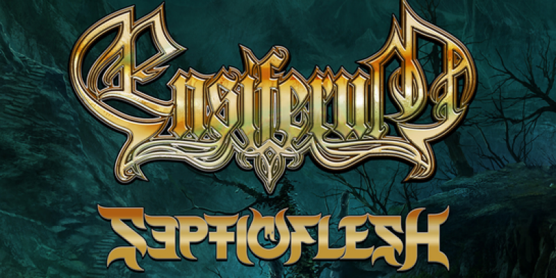 SEPTICFLESH US Tour With ENSIFERUM & ARSIS Kicks Off On January 5th!