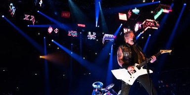 Watch METALLICA: Pro-Shot Live Video Of 'Leper Messiah', It is Heavy As F**k!
