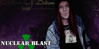 CHILDREN OF BODOM Discuss The Lyrical Themes Of Hexed