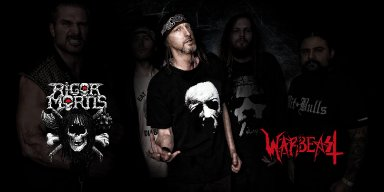 Bruce Corbitt From Warbeast Going To Hospice Care!