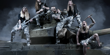 SABATON - History Channel to launch February 7, 2019