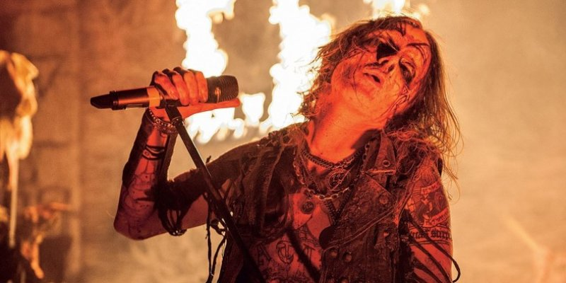 WATAIN's Erik Danielsson on Australia Tour, 'Lords Of Chaos' & What It Means To Be 'BLACK METAL'