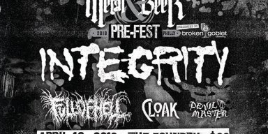 The Decibel Metal & Beer Pre-Fest Lineup Announced! Tickets on Sale Friday!