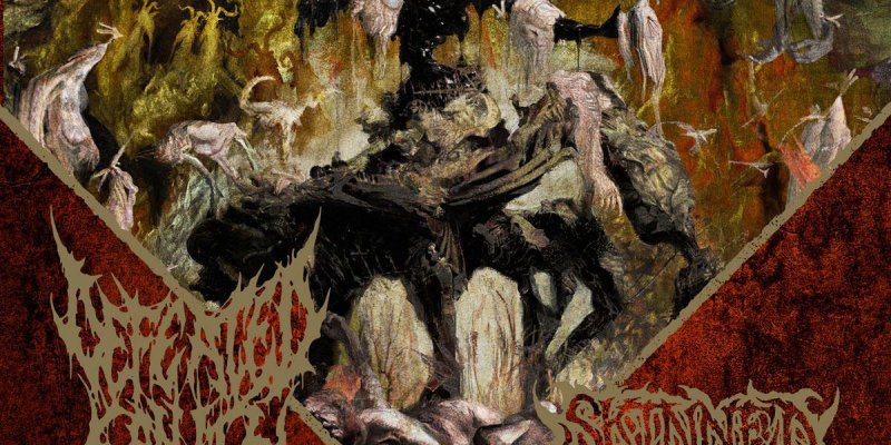 SKINNED & DEFEATED SANITY to tour Europe with INCANTATION in March / April