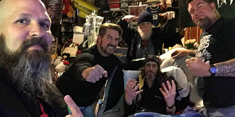 Bruce Corbitt Interview With The Metal Round Table While In Hospice Care!