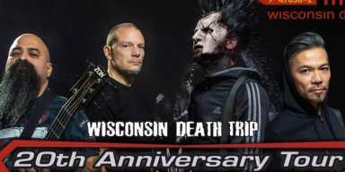 Static-X Reunite for 20th Anniversary Wisconsin Death Trip Tour!!!