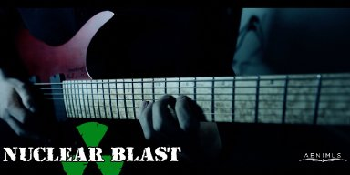 "AENIMUS Premiere Guitar Playthrough For ""The Dark Triad"" On Gear Gods!"